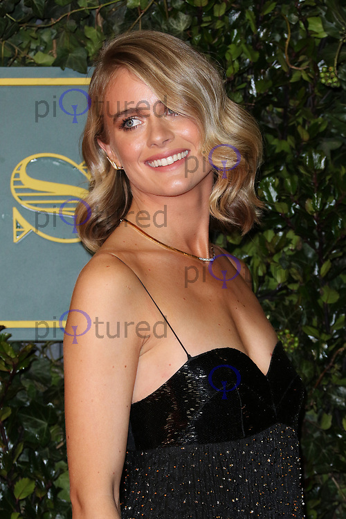 Cressida Bonas, London Evening Standard Theatre Awards, Theatre Royal Drury Lane, London UK, 03 December 2017, Photo by Richard Goldschmidt