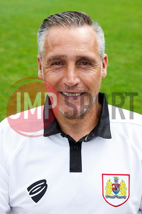 Staff head shots - Photo mandatory by-line: Rogan Thomson/JMP - 07966 386802 - 04/08/2014 - SPORT - FOOTBALL - BCFC Training Ground, Failand - Bristol City, 2014/15 Team Photos.