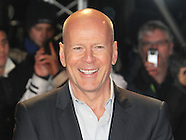 A Good Day To Die Hard - UK Film Premiere