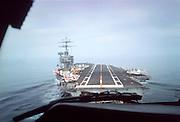 CVN-68 USS Nimitz Landing Approach military carriers