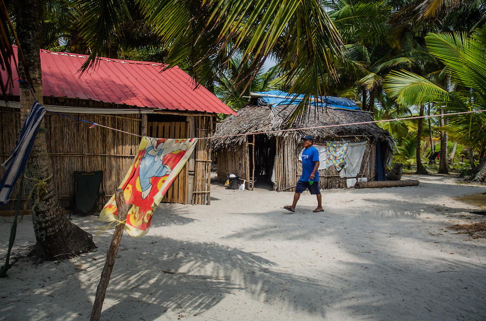 Kuna Yala, San Blas - Panama 04-2014<br /> Photography by Aaron Sosa<br /> <br /> Mr. Gilberto Vasquez, Diablo Island<br /> <br /> Guna Yala, formerly known as San Blas, is an indigenous province in northeast Panama (Official Gazette of Panama). Guna Yala is home to the indigenous group known as the Gunas. Its capital is El Porvenir. It is bounded on the north by the Caribbean Sea, on the south by the Dari&eacute;n Province and Embera-Wounaan, on the east by Colombia and on the west by the province of Col&oacute;n.