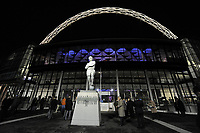 FOOTBALL - INTERNATIONAL FRIENDLY GAME - ENGLAND v FRANCE - 17/11/2010 - PHOTO JEAN MARIE HERVIO / DPPI - ILLUSTRATION WEMBLEY STADIUM / BOBBY MOORE ENTRANCE