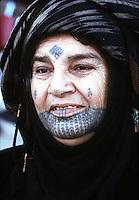 Woman in Oman