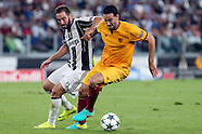 Juventus v Sevilla - UEFA Champions League - 14/09/2016