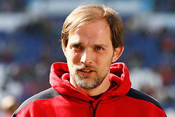 09.04.2011, AWD Arena, Hannover, GER, 1.FBL, Hannover 96 vs 1.FSV Mainz 05, im Bild Thomas Tuchel (Trainer Mainz) .EXPA Pictures © 2011, PhotoCredit: EXPA/ nph/  Schrader       ****** out of GER / SWE / CRO  / BEL ******