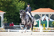 Marina Mattson - Cassio<br /> FEI European Dressage Championships for Young Riders and Juniors 2013<br /> © DigiShots