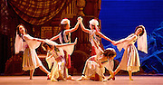 Le Corsaire <br /> by Alexei Ratmansky of Petipa <br /> Bolshoi Ballet <br /> at The Royal Opera House, Covent House, London, Great Britain <br /> 11th August 2016 <br /> Rehearsal<br /> <br /> <br /> children <br /> <br /> <br /> <br /> Photograph by Elliott Franks <br /> Image licensed to Elliott Franks Photography Services