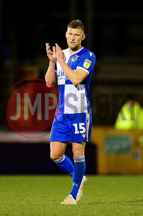 Alfie Kilgour of Bristol Rovers - Mandatory by-line: Dougie Allward/JMP - 13/11/2019 - FOOTBALL - Memorial Stadium - Bristol, England - Bristol Rovers v Swindon Town - Leasing.com Trophy