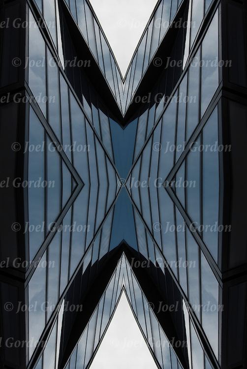 Two or more layers were used to enhance, alter, manipulate the image, creating an abstract<br />