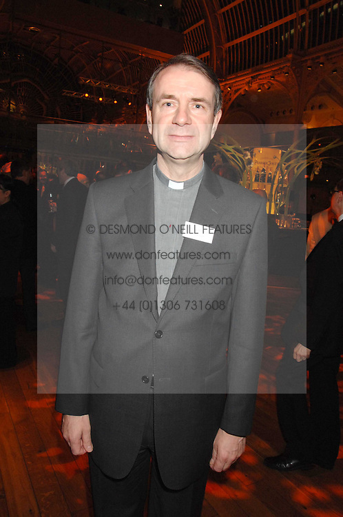 ABBOT CHRISTOPHER JAMISON at the Orion Authors Party held at the Royal Opera House, Covent Garden, London on 11th February 2008.<br />