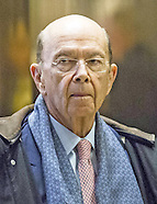 Wilbur Ross, Trump's choice for Secretary of Commerce 13 Dec 2016