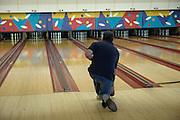 Candlepin bowling Candlepin bowling. Fitchburg, Massachusetts