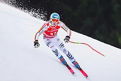 01.02.2020, Kandahar, Garmisch, GER, FIS Weltcup Ski Alpin, Abfahrt, Herren, im Bild Manuel Schmid (GER) // Manuel Schmid of Germany in action during his run in the men's downhill of FIS Ski Alpine World Cup at the Kandahar in Garmisch, Germany on 2020/02/01. EXPA Pictures © 2020, PhotoCredit: EXPA/ Johann Groder