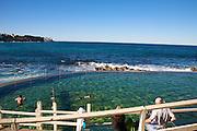 Bronte Beach, Sydney.Bronte Beach & Bronte Baths.Sydney