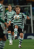 20090425: The Portuguese League is home to a growing number of African, Brazilian and Argentinean promising young players. ***FILE PHOTO*** 20071212: LISBON, PORTUGAL – UEFA Champions League 2007/2008, Group F: Sporting Lisbon vs FC Dynamo Kyiv. In picture: Adrien Silva (Sporting). PHOTO: Alvaro Isidoro/CITYFILES