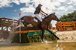 Campbell Jesse, NZL, Cleveland<br /> CHIO Aachen 2019<br /> Weltfest des Pferdesports<br /> © Hippo Foto - Dirk Caremans<br /> Campbell Jesse, NZL, Cleveland