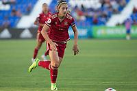 Spain's Alexia Putellas during the match of  European Women's Championship 2017 at Leganes, between Spain and Finland. September 20, 2016. (ALTERPHOTOS/Rodrigo Jimenez)