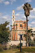 Israel, Jaffa, St Peter church and Monastery