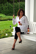 Lorraine Bracco at Bracco's Rose wine launch.Private Resident.Southampton, NY, USA.Sunday, August, 26, 2007.Photo By Selma Fonseca/Celebrityvibe; .To license this image please call (212) 410 5354 ; or.Email: celebrityvibe@gmail.com;.