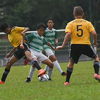 2018 South Zone C Division Football Final: SJI vs Bendemeer