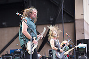Corrosion of Conformity performs at Knotfest 2015 on Saturday, October 24, 2015, at San Manuel Amphitheater in Devore, California. (Photo by: Charlie Steffens)
