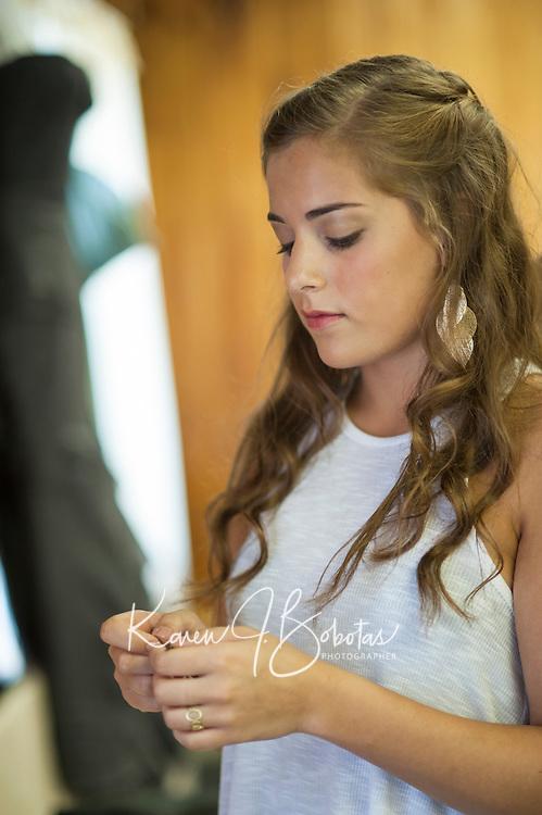 Pruiksma / D'Elia Wedding at Pat's Peak in Henniker, NH Saturday, July 6, 2013.  © Karen Bobotas Photographer.