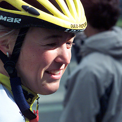 Ladies Tour 2003<br />Ghita Beltman