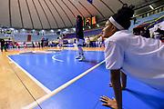 Jasmine Keys<br /> Italia Italy - Repubblica Ceca Czech Republic<br /> FIBA Women's Eurobasket 2021 Qualifiers<br /> FIP2019 Femminile Senior<br /> Cagliari, 14/11/2019<br /> Foto L.Canu / Ciamillo-Castoria
