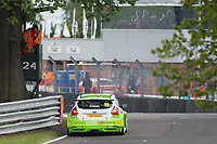 #66 Josh Cook Team Parker with Maximum Motorsport  Ford Focus ST  during Round 4 of the British Touring Car Championship  as part of the BTCC Championship at Oulton Park, Little Budworth, Cheshire, United Kingdom. May 20 2017. World Copyright Peter Taylor/PSP.
