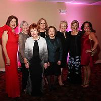 Phyllis Langsdorf, Joni Karandjeff, Claire Applewhite, Susan Block, Marilyn Fox, Alice Handleman, Susie Knopf, Elizabeth Mannen