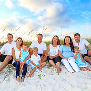 McNeese Family Beach Photos - 2017