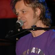 NLD/Amsterdam/20060312 - Uitreiking 3FM awards 2006, Optreden BLOF, drummer