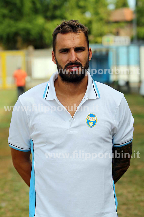 MARCHINI DAVIDE CALCIATORE SPAL 2012-2013