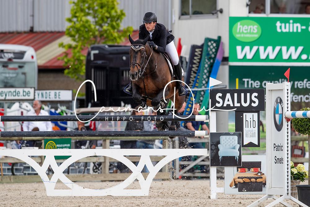 Philippaerts Anthony, BEL, Forever D'Arco Ter Linden<br /> Belgisch kampioenschap Young Riders - Azelhof - Lier 2019<br /> © Hippo Foto - Dirk Caremans<br /> 30/05/2019