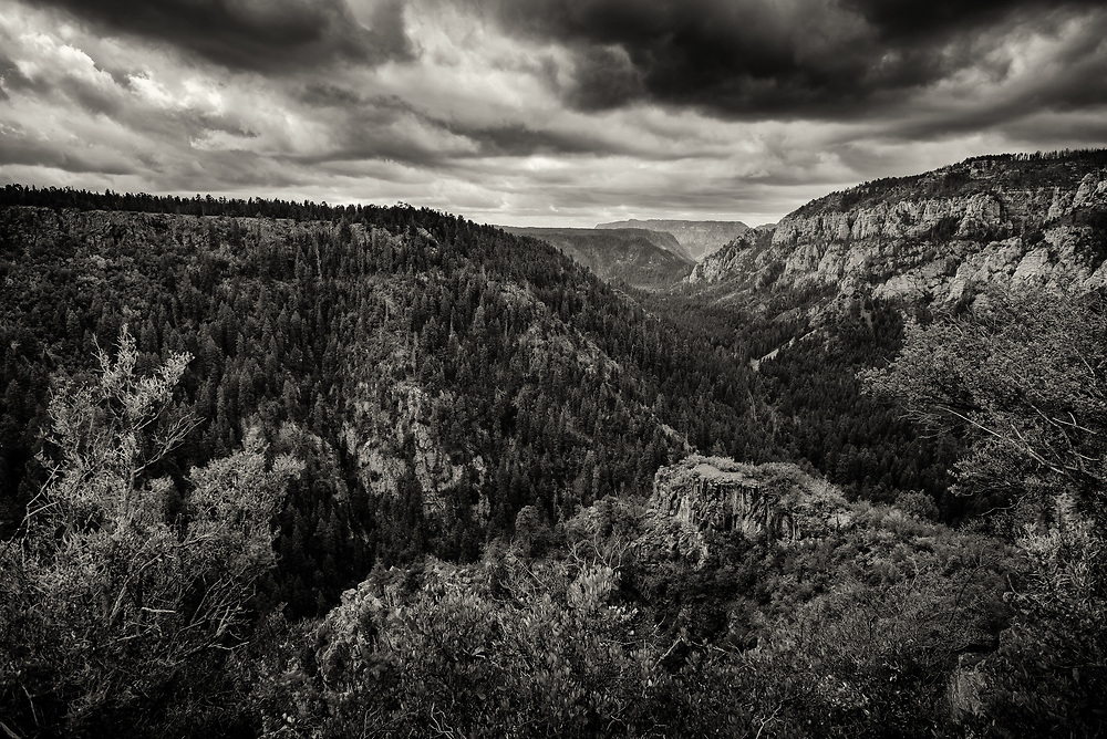 Oak Creek Canyon, AZ.