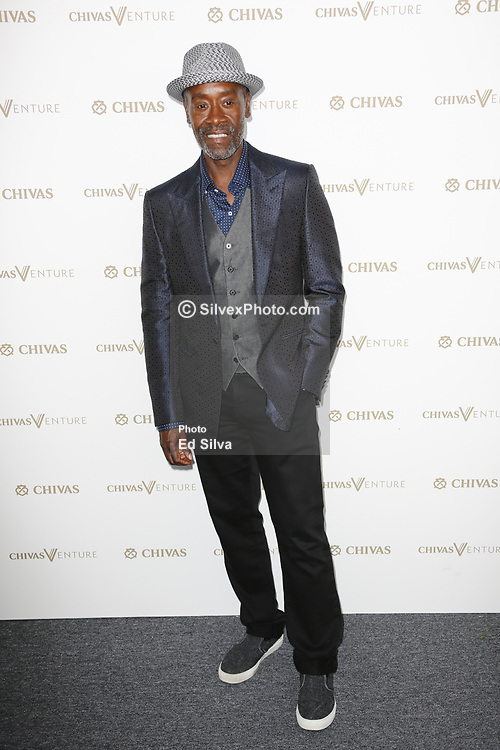 LOS ANGELES, CA - JULY 13 Don Cheadle attends the Chivas Regal Venture - The Final Pitch at LADC Studios in Los Angeles, California on July 13, 2017 in Los Angeles, California. Byline, credit, TV usage, web usage or linkback must read SILVEXPHOTO.COM. Failure to byline correctly will incur double the agreed fee. Tel: +1 714 504 6870.