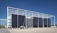 DR Byen, Danish Broadcasting System TV production building in Copenhagen, Denmark.
