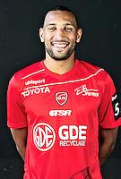 Yunis ABDELHAMID - 06.10.2015 - Photo officielle Valenciennes - Ligue 2<br /> Photo : Francois Lo Presti / Icon Sport