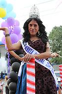 Miembros de la comunidad LGTB participan en el tradicional día del orgullo gay en San Salvador, El Salvador Saturday JAN 24, 2017. La comunidad LGTBI anunciado la muerte de varios de 150 personas de su comunidad en lo que ellos solicitan a la fiscalía una investigación para que determinar si son crímenes de odio. Photo: Franklin Rivera/fmln/Imagenes Libres.