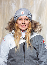 08.10.2016, Olympia Eisstadion, Innsbruck, AUT, OeSV Einkleidung Winterkollektion, Portraits 2016, im Bild Kristina Neussner, Snowboard, Damen // during the Outfitting of the Ski Austria Winter Collection and official Portrait Photoshooting at the Olympia Eisstadion in Innsbruck, Austria on 2016/10/08. EXPA Pictures © 2016, PhotoCredit: EXPA/ JFK