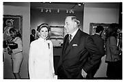 Alfred Taubman. Sotheby's. New York. 1996. © Copyright Photograph by Dafydd Jones 66 Stockwell Park Rd. London SW9 0DA Tel 020 7733 0108 www.dafjones.com