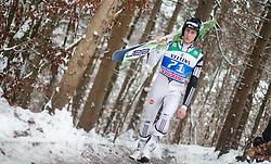 05.01.2015, Paul Ausserleitner Schanze, Bischofshofen, AUT, FIS Ski Sprung Weltcup, 63. Vierschanzentournee, Training, im Bild Peter Prevc (SLO) // Peter Prevc (SLO) during Training of 63rd Four Hills Tournament of FIS Ski Jumping World Cup at the Paul Ausserleitner Schanze, Bischofshofen, Austria on 2015/01/05. EXPA Pictures © 2015, PhotoCredit: EXPA/ JFK