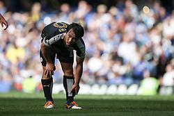 Shinji Okazaki of Leicester City - Mandatory byline: Jason Brown/JMP - 15/05/2016 - FOOTBALL - London, Stamford Bridge - Chelsea v Leicester City - Barclays Premier League