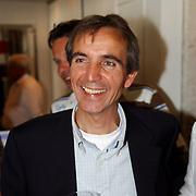 NLD/Bloemenaal/20050601 - Haringparty Showtime Noordzee FM, Leo de Later