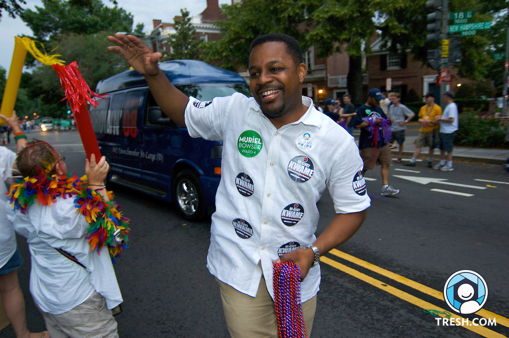 Images from the Capital Pride Parade, Saturday, June 14th, 2008, Washington, D.C.