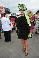 at Ladies day of the Galway Races in Ballybrit. Photo:Andrew Downes