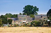 French farmhouse at Souzay Champigny, near Saumur, Loire Valley, France