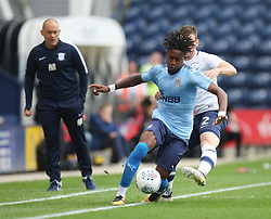 Rolando Aarons of Newcastle United in action - Mandatory by-line: Jack Phillips/JMP - 22/07/2017 - FOOTBALL - Deepdale - Preston, England - Preston North End v Newcastle United - Pre-Season Club Friendly
