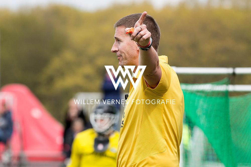 Eindhoven - OZ - HGC Heren, Hoofdklasse Hockey Heren, Seizoen 2015-2016, 30-04-2016, OZ - HGC, Bart de Liefde.
