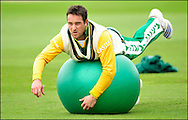 Mark Boucher of South Africa during nets at Headingley on the 16th of July 2008..England v South Africa.Photo by Philip Brown.www.philipbrownphotos.com